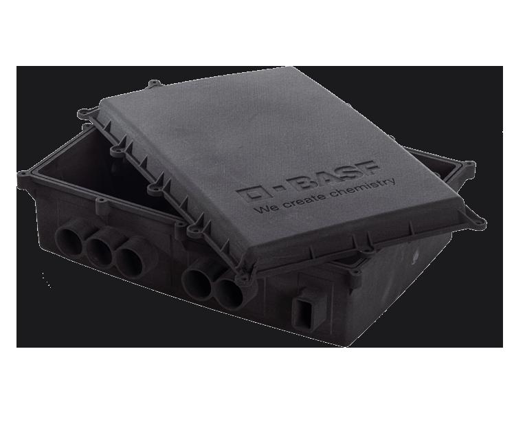 BASF Ultrasint PA6 MF Black