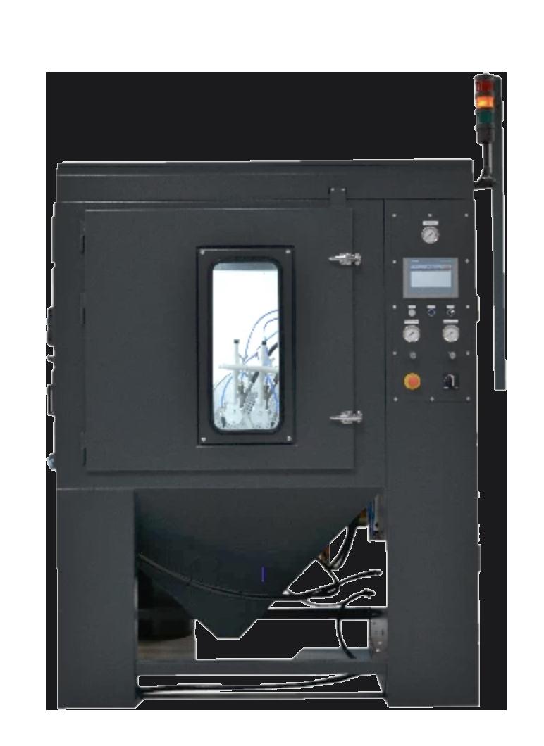 PostProDP Pro De-powdering system AMT